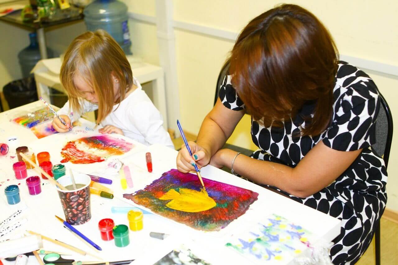 арт-терапия с детьми онлайн